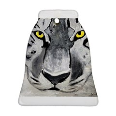 The Eye Of The Tiger Ornament (Bell)