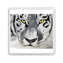 The Eye Of The Tiger Memory Card Reader (Square)