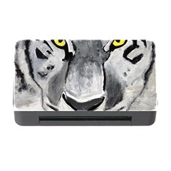 The Eye Of The Tiger Memory Card Reader with CF