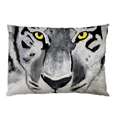 The Eye Of The Tiger Pillow Cases (Two Sides)
