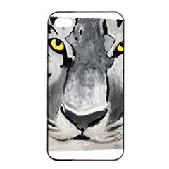 The Eye Of The Tiger Apple Iphone 4/4s Seamless Case (black)