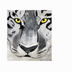 The Eye Of The Tiger Large Garden Flag (Two Sides)