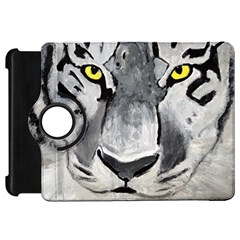 The Eye Of The Tiger Kindle Fire Hd Flip 360 Case