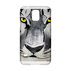 The Eye Of The Tiger Samsung Galaxy S5 Hardshell Case