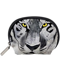 The Eye Of The Tiger Accessory Pouches (small)