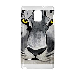 The Eye Of The Tiger Samsung Galaxy Note 4 Hardshell Case