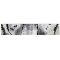 The Eye Of The Tiger Flano Scarf (large)