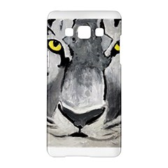The Eye Of The Tiger Samsung Galaxy A5 Hardshell Case