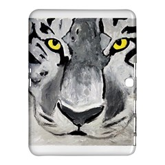 The Eye Of The Tiger Samsung Galaxy Tab 4 (10.1 ) Hardshell Case