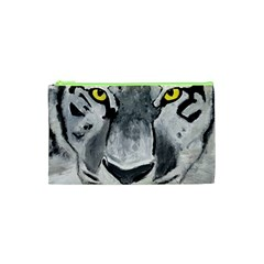The Eye Of The Tiger Cosmetic Bag (XS)