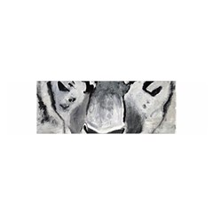 The Eye Of The Tiger Satin Scarf (Oblong)