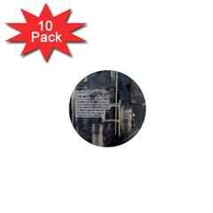 The Dutiful Rise 1  Mini Magnet (10 Pack)