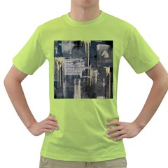 The Dutiful Rise Green T-Shirt