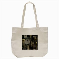 The Dutiful Rise Tote Bag (Cream)