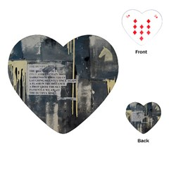 The Dutiful Rise Playing Cards (Heart)