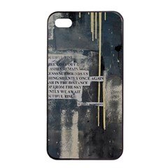 The Dutiful Rise Apple iPhone 4/4s Seamless Case (Black)
