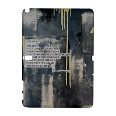 The Dutiful Rise Samsung Galaxy Note 10 1 (p600) Hardshell Case