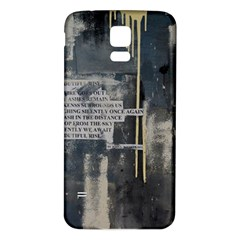The Dutiful Rise Samsung Galaxy S5 Back Case (White)