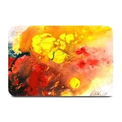 Fire, Lava Rock Plate Mats
