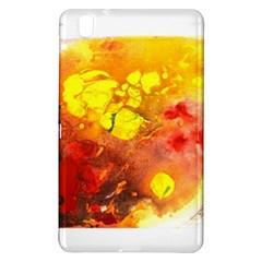 Fire, Lava Rock Samsung Galaxy Tab Pro 8 4 Hardshell Case