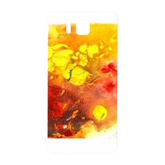 Fire, Lava Rock Samsung Galaxy Alpha Hardshell Back Case