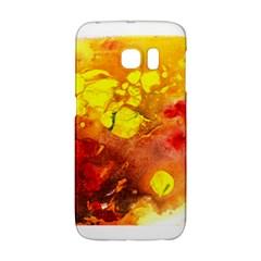 Fire, Lava Rock Galaxy S6 Edge