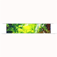 Abstract Landscape Small Bar Mats