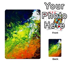 Abstract Landscape Multi-purpose Cards (Rectangle)