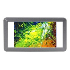 Abstract Landscape Memory Card Reader (mini)