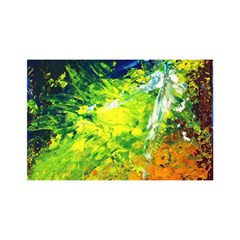 Abstract Landscape YOU ARE INVITED 3D Greeting Card (8x4)