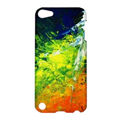 Abstract Landscape Apple Ipod Touch 5 Hardshell Case