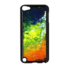 Abstract Landscape Apple Ipod Touch 5 Case (black)