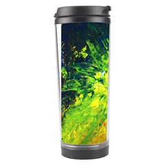 Abstract Landscape Travel Tumblers