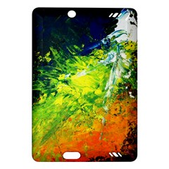 Abstract Landscape Kindle Fire Hd (2013) Hardshell Case