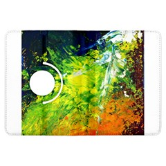 Abstract Landscape Kindle Fire HDX Flip 360 Case