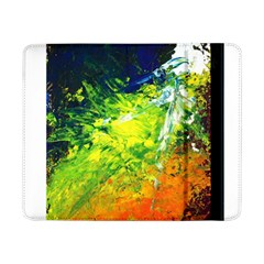 Abstract Landscape Samsung Galaxy Tab Pro 8 4  Flip Case