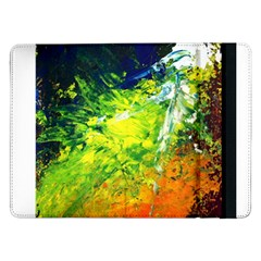 Abstract Landscape Samsung Galaxy Tab Pro 12 2  Flip Case