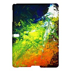 Abstract Landscape Samsung Galaxy Tab S (10 5 ) Hardshell Case