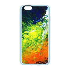 Abstract Landscape Apple Seamless iPhone 6 Case (Color)