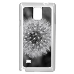 Modern Daffodil Seed Bloom Samsung Galaxy Note 4 Case (White)