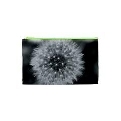 Modern Daffodil Seed Bloom Cosmetic Bag (XS)