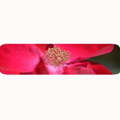 Bright Red Rose Large Bar Mats