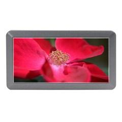 Bright Red Rose Memory Card Reader (mini)