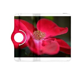 Bright Red Rose Kindle Fire HDX 8.9  Flip 360 Case