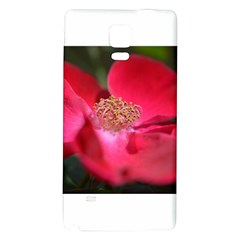 Bright Red Rose Galaxy Note 4 Back Case