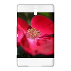 Bright Red Rose Samsung Galaxy Tab S (8.4 ) Hardshell Case