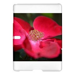 Bright Red Rose Samsung Galaxy Tab S (10.5 ) Hardshell Case
