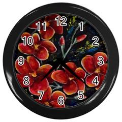 Hawaii Is Calling Wall Clocks (black)