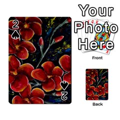 Hawaii is Calling Playing Cards 54 Designs