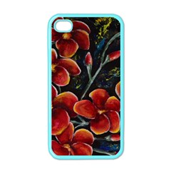 Hawaii Is Calling Apple Iphone 4 Case (color)